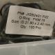 Уплотнительное кольцо JISB2401 P22 ID 21,80 x CS 2,40 mm FKM75 Витон