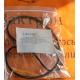 Уплотнительное кольцо JISB2401 V275 ID 272,00 x CS 6,00 mm FKM75 Витон