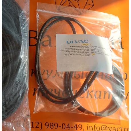 Уплотнительное кольцо JISB2401 V225 ID 222,50 x CS 6,00 mm FKM75 Витон
