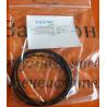 Уплотнительное кольцо JISB2401 V100 ID 99,00 x CS 4,00 mm FKM75 Витон