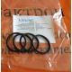 Уплотнительное кольцо JISB2401 V40 ID 39,50 x CS 4,00 mm FKM75 Витон