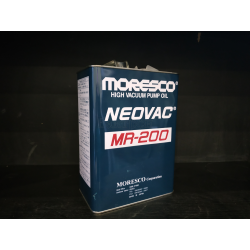 Вакуумное масло Moresco NEOVAC MR-200